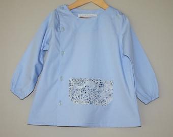 Preschool/elementary school apron size 4 years