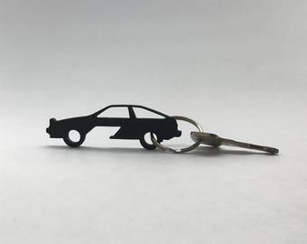 Toyota Corolla AE86 Bottle Opener Keychain