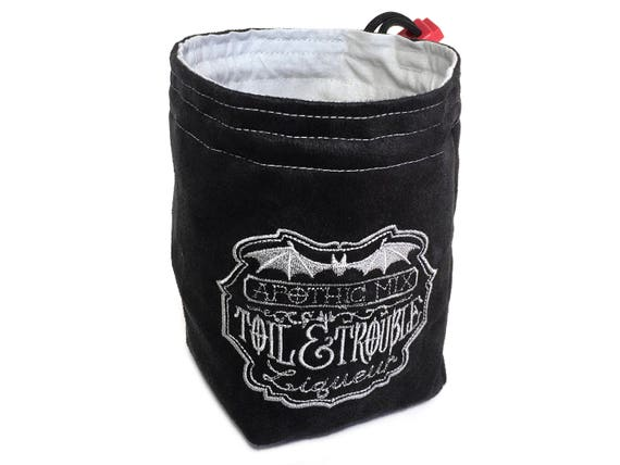 Dice Bag - Apothecary Toil and Trouble