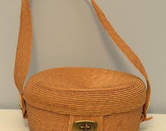 Vintage Garay Basket Purse