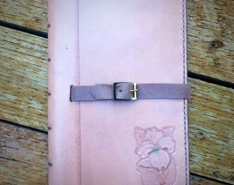 Leather Notepad Cover