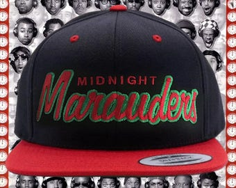 A Tribe Called Quest Midnight Marauders Snapback Cap Hat