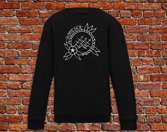 Ship tattoo, nautical shirt, old school ship, Tattoo shirt,  traditional tattoo, gift for tattoo lovers, hipster gift, classic tattoo art