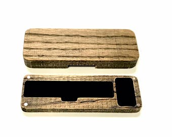 Pax ERA Distressed Wood travel case by Jwraps