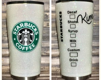Starbucks Gift Etsy