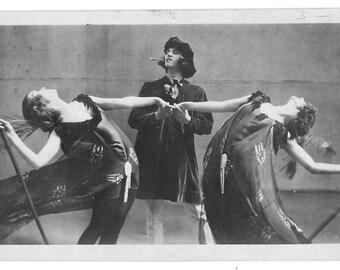 Theatrical Postcard & Photo c.1900
