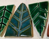 Cathedral Leaves Handmade...