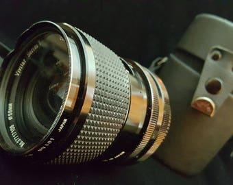 vintage vivitar lens series 1 28mm 1:1.9 58mm camera lens