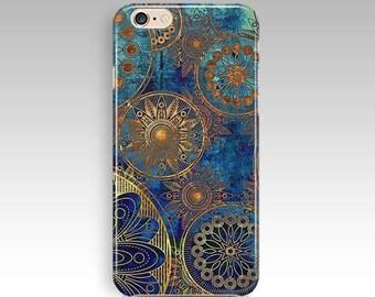 Geometric Gold Google Nexus 5 Case Google Nexus 5x case For Samsung J5 2016 For Samsung J7 2016 case For Samsung S8  S8 plus A7 case Blue