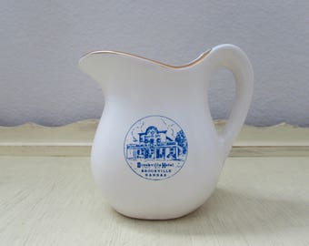 McCoy Souvenir Pitcher