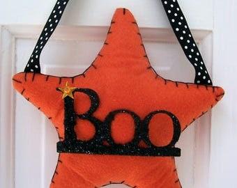 Halloween Star-BOO