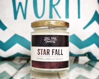 Starfall  |  ACOMAF inspired scented candle  |  Book Lovers, Book Inspired Candle, Literary Gift, Bookworms, Bookish Gift, Bookish Candle