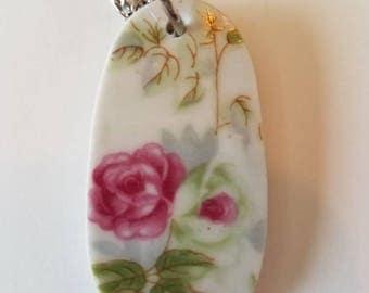 Small jewelry box necklace