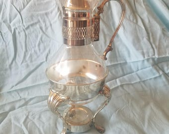 International Silver Company Coffee Warmer