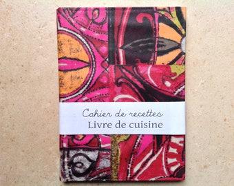 """Kitchen notebook - """"Flavors"""""""