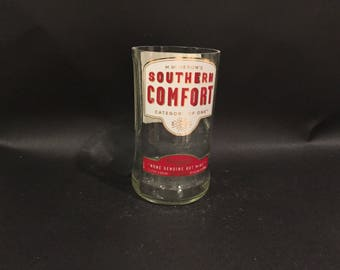 1 Liter vs 750ML Southern Comfort  BOTTLE Soy Candle. Made To Order !!!!!
