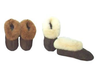 Alpaca Slippers ( MADE IN PERU)