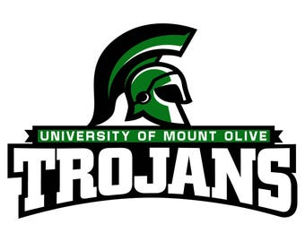 Mount Olive Trojans SVG Files, University of Mount Olive Trojans PNG Files, Trojans Cutting DXF Files Trojan Athletics, Instant Download