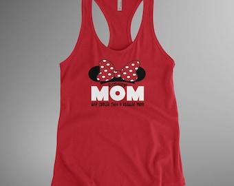Disney Mom Way Cooler Than A Regular Mom Matching Tee Shirts Vacation Family Shirts