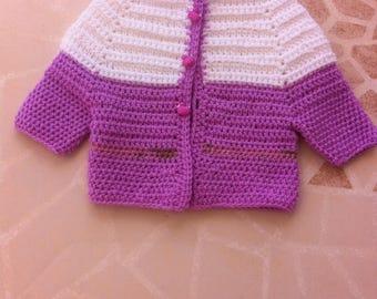 Baby jacket.