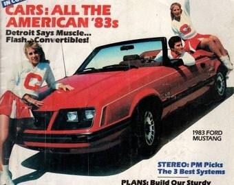 Popular Mechanics Magazine October 1982