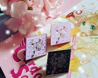 Cardcaptor Sakura Hard Enamel Pin Badge