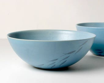 Hand-pottered bowl, for soup, cereals, gifts for you, reserved!