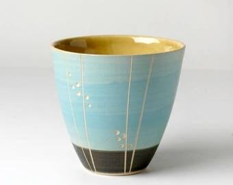 Coffee mug hand-made, tea mug, gifts for her