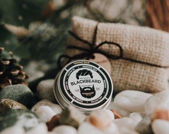 Beard Balm Fragrant - Blackbeard