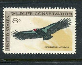 Condor Stamps  /5 Unused  Stamps/California Condor Stamps