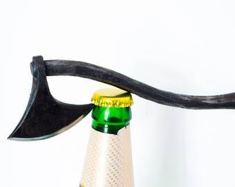 Hand Forged Bottle Opener Craft Beer Opener Forged Top Beer Opener Bartender Gift Beer Drinker Gift Best Man Gifts Usher Gifts