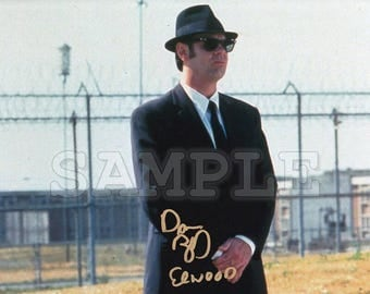 Dan Aykroyd signed 8x10 Autograph RP - Great Gift Idea - Ready to Frame photo picture!