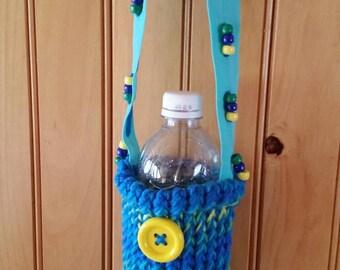 Water Bottle Bag- Gypsy Sun