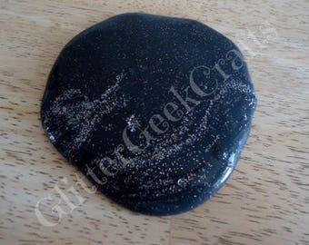 Starry Night Glitter Slime