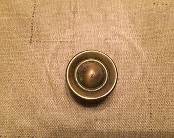 Vintage Brass Knob