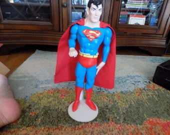 """SUPERMAN 15"""" Tall Figure With Stand - Use this coupon code at checkout for 25% off:  NICKZ6151C"""