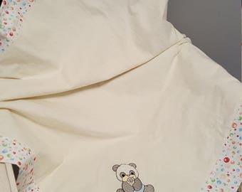 Baby Receiving Blanket Panda