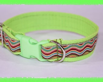From 30 to 40cm adjustable dog collar