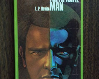 The Artificial Man by L. P. Davies (1st Printing)