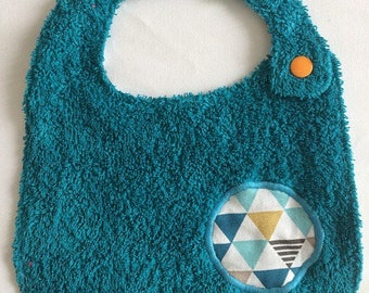 BLUE TRIANGLE N9 BIB