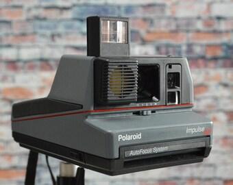 Polaroid Impulse AF instant film camera