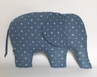 Birthday Elephant Cushion Elephant Special Gift Baptism Nursery