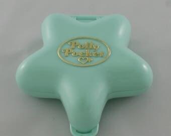 1992 Polly Pocket - Polly Pocket Fairy Wishing World - Polly's Fairy Wishing Well Compact - Complete - Rare