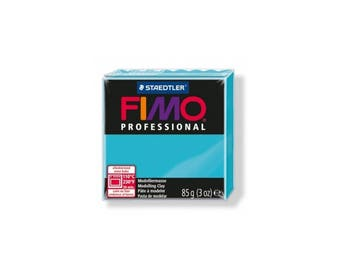 Polymer clay Fimo Pro 85 g - Turquoise No. 32