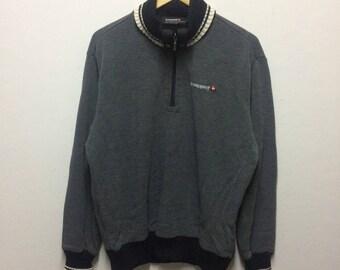 Rare!! le coq sportif sweatshirt