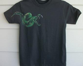 Green Snake Youth Tshirt