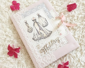 Wedding planner, Notepad bride