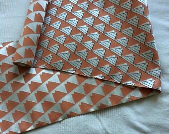 Japanese Kimono Fabric  (Geometric Pattern)_0002
