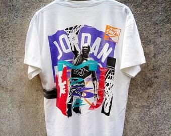 Vintage Rare! NIKE x MICHAEL JORDAN M23 T-Shirt