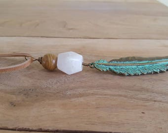 With Love Feather Necklace